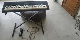 Casio Keyboard - CTK 3200 + Sustain Pedal + Keyboard Stand + More!