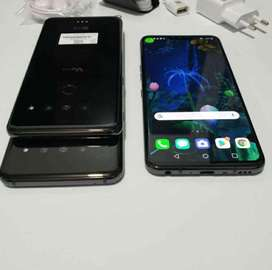 lg v50 thinq 6gb 128gb with dualscreen