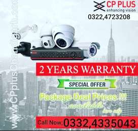 Cctv Secuty camera complete pkg available