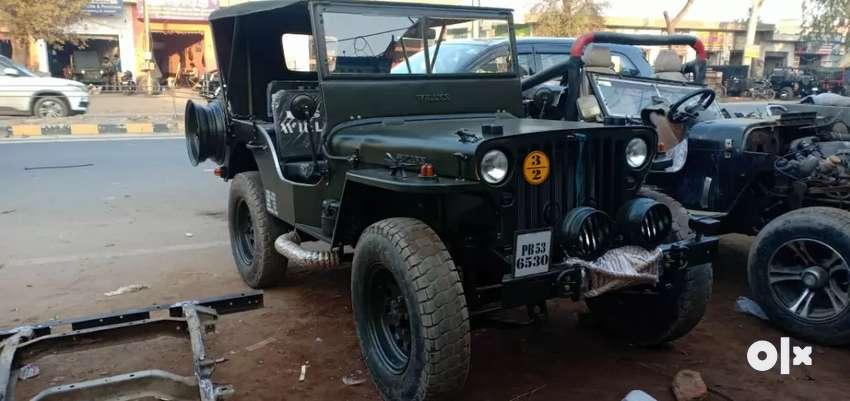 Left hand drive Willy,all power systems, music console, petrol engine. 0