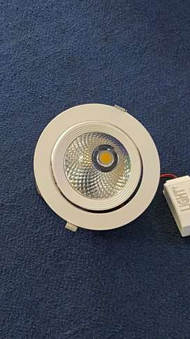 lampu led sorot indoor cob