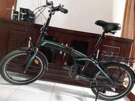Di jual sepeda lipat merk pacific