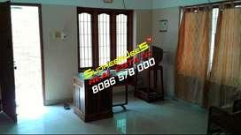 Near KUMARAPURAM,2 BHK,Semi Furnished House With A/C...SudheerJeeS...