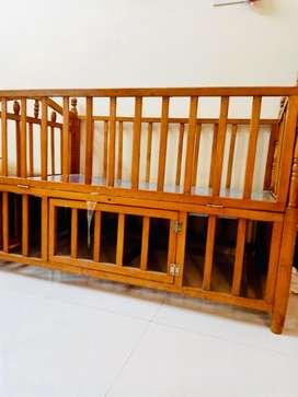 Baby crib upto 5 yrs