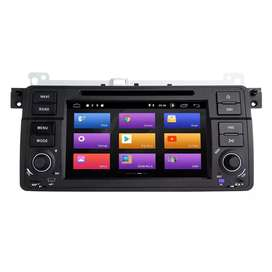 Josmile 1 Din Head Unit for BMW E46 android 9.0