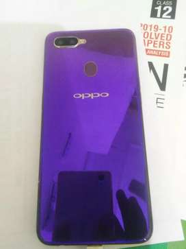 Oppo F9pro. 6-64 in warranty. With bill ,charger and box