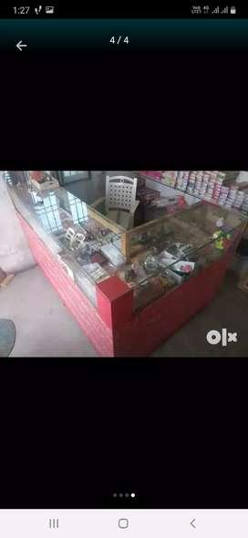 Shop showcase counter 7000