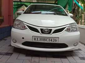 Toyota etios liva 2015 GD double air bags and ABS