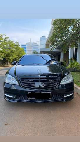 Mercedes Benz S500 2009 FULL AMG