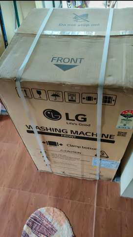 Lg fully automatic 7 kg with Air dry washing machine with jet spray