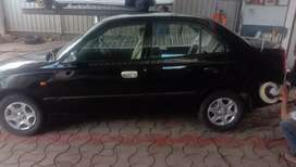 Hyundai Accent 2002,good contistion,well maintained car,good millage