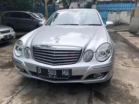 Jual Mercedes Benz E280 7Gtronics 2009. BARANG SIMPANAN!