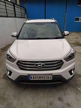 Hyundai Creta 1.6 SX, 2017, Diesel