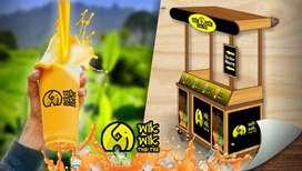 Paket Promo Waralaba Thai Tea 4 Juta Dapat Booth