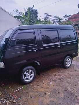 Dijual Suzuki Carry Minibus 2002