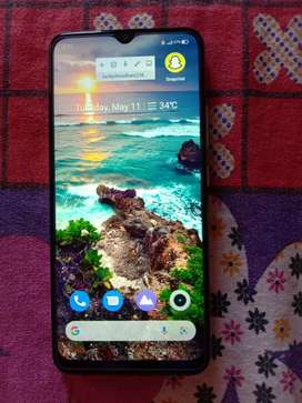 Realme C12 new condition, 4 months old
