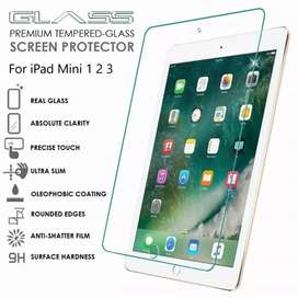 Tempered Glass Anti Gores Screen Protector Ipad Mini 1 2 3 9H Curved