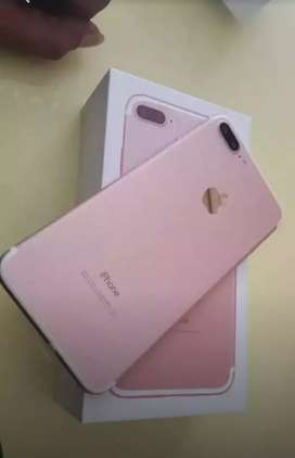 Apple iPhone 7 plus 128 GB available