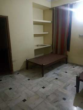 Semi-furnished room is available in Kakadeo.