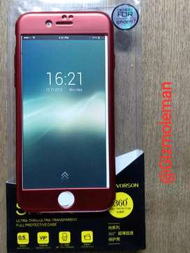 Casing Full Protection 360 Vorson Iphone 7/8