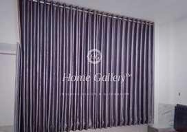 Dekorasi rumah Gorden minimalis dan aneka model blinds/krey. HG