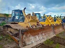 Bulldozer Pemerataan Tanah