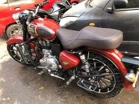 Good condition old bike