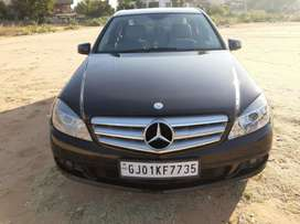Mercedes-Benz C-Class 220 BlueEfficiency, 2010, Diesel