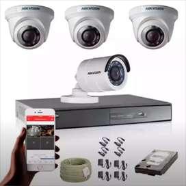#terlaris paket kamera cctv SPC produk berkualitas/canggih