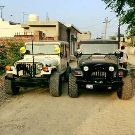 Modified Thar and Gypsy