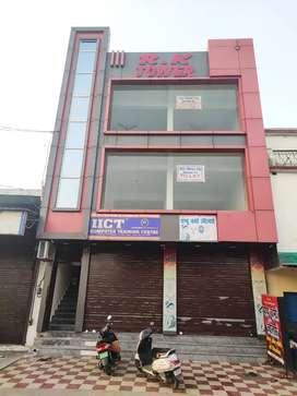Shop/ Hall for Rent 1st Floor, 2nd Floor in RK Tower