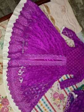 Net party dress .   its new  color is purpule  condition is new
