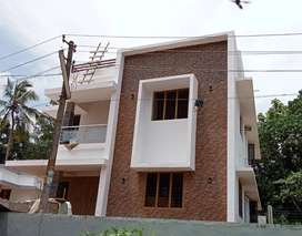 4 Bhk villa in 3.5 cent land for sale at thrissur kolazhy