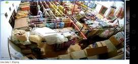 CCTV AHD 1080P 4 KAMERA FREE PEMASANGAN!!