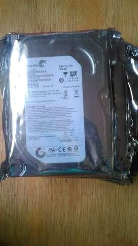 Seegate hard disk 500gb