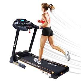 Powermax Fitness TDM-125S (2.0 HP), Smart Run Function..
