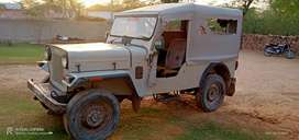 Mahindra Jeep 2007 Diesel 110000 Km Driven