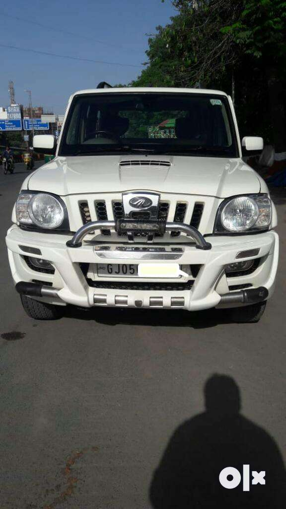 Mahindra Scorpio VLX Special Edition BS-IV, 2011, Diesel 0