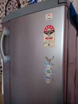 This a fridge with good condition of Godrej