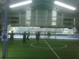 Gedung Futsal Aktif Standar International Kebayoran Lama Jakarta