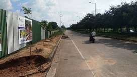 HMDA Layout 45 acres Gated community 200 FT WIDE ROADS