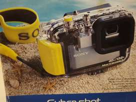 Sony cybershot scuba underwater waterproof camera case