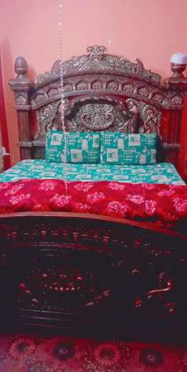 Bed And Dressing For Sale Urgent