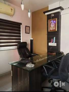 Fully Furnished Office available on rent
