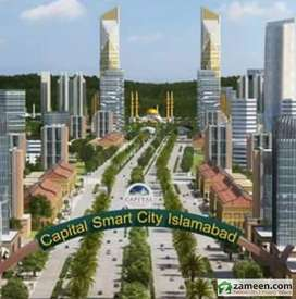 6 Marla Commercial Plot For Sale, Capital Smart City Islamabad