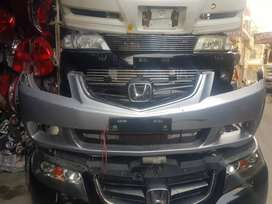 Honda accord Cl9 Cl7 Front Bumpers