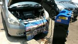 mekanik ac mobil berpengalaman bisa analisa