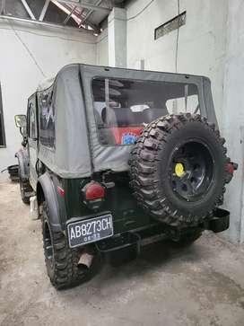 Jeep AM7 ( American Military)/ CJ7