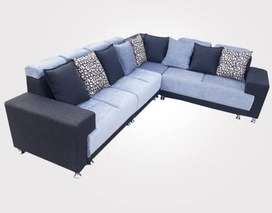Asif furniture brand new sofa set sells whole price