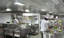 Premium cloud kitchen available for rent